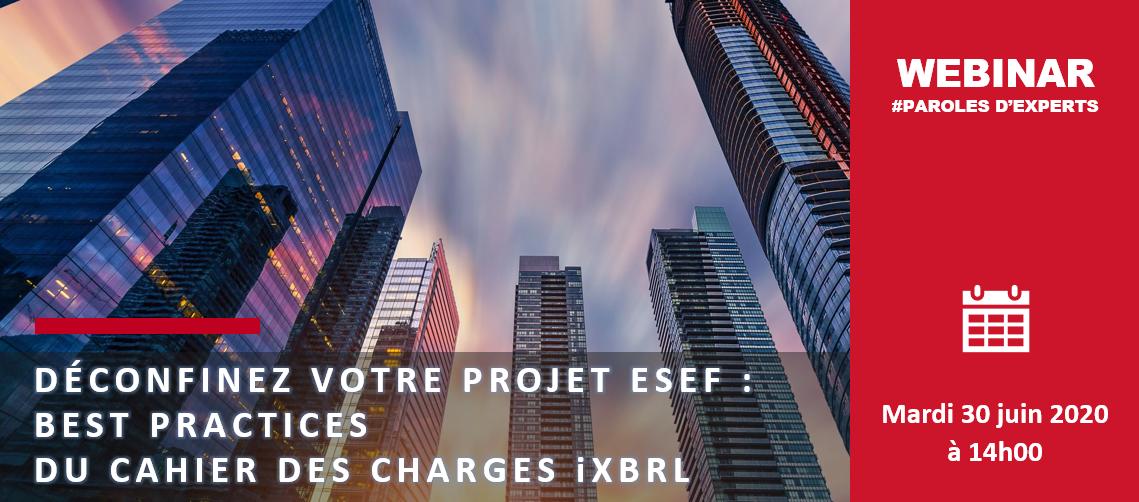 reportwise webinar ESEF