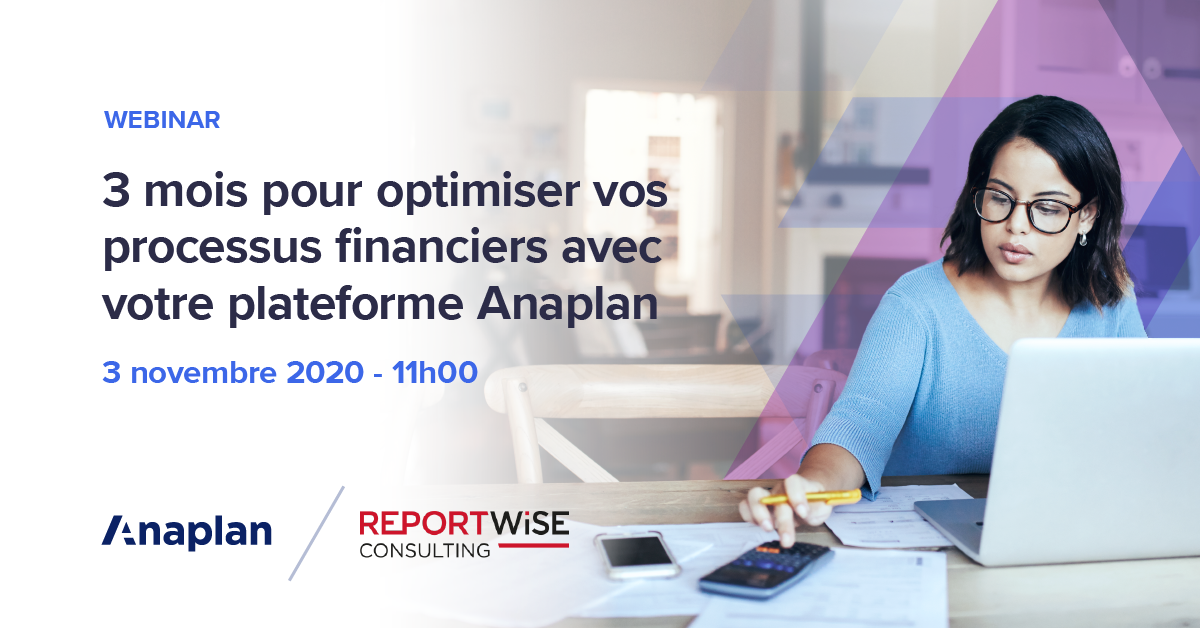 reportwise anaplan webinar